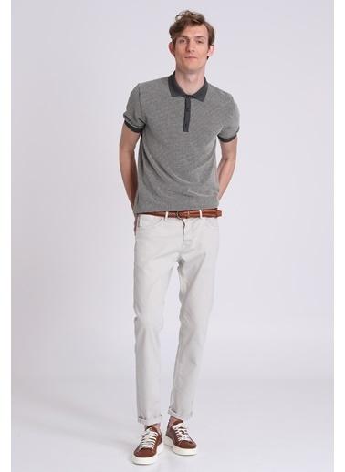 Lufian Denim Pantolon Taş